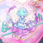 BL, pastel boy charm in bdsm gear