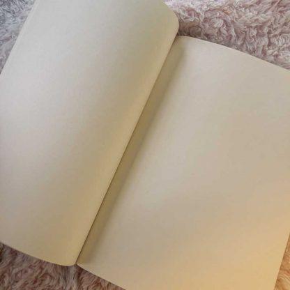 inside pages of itchigo kirimu sketchbook