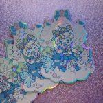 Genshin Impact Merch Sticker bennett